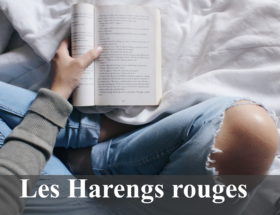 Harengs rouges, hareng rouge, surprendre le lecteur, technique de narration, écriture, écrire un roman, écrire un roman, manuscrit